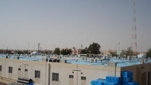 مشروع عزل مستشفى الرفيعه